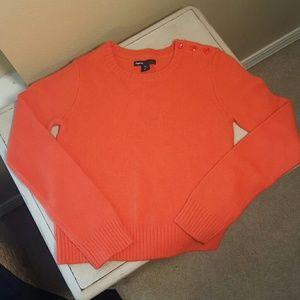 GAP Other - Gap Kids size 10 girls Angora orange sweater