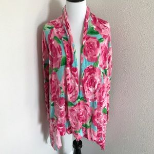 Lilly Pulitzer Sweaters - Lilly Pulitzer Holy Grail HPFI Babs Wrap Pink