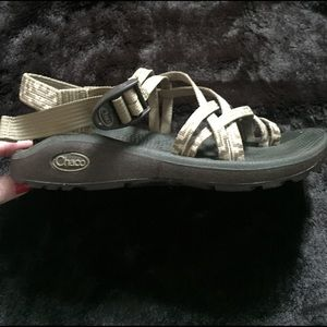 Chacos Shoes - Chacos- like new!! Z-Cloud X2, in kelp knit