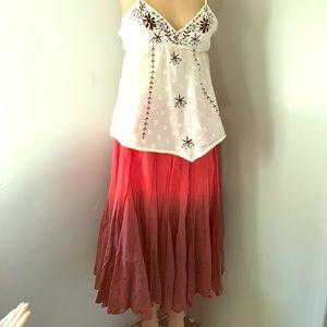 Lapis Dresses & Skirts - Tie dye skirt