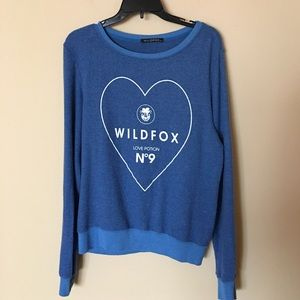 Wildfox Tops - NWOT Wildfox Love Potion No 9 sweatshirt