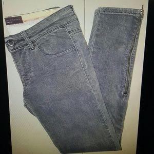 Stella McCartney Denim - Stella McCartney jeans ankle zip size 27