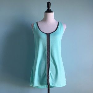 Avia Tops - Turquoise Athletic Tank