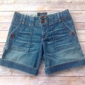 Sanctuary Pants - Sanctuary Jean Shorts - Size 25