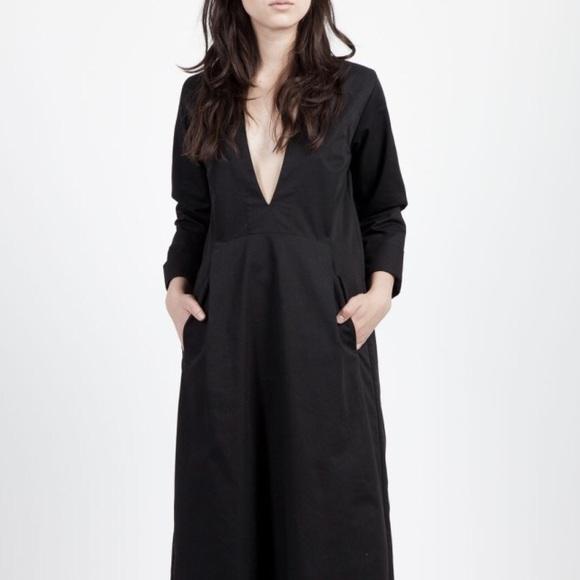 FINAL PRICE Toit Volant blackberry dress XS 0a36f7e0ea1