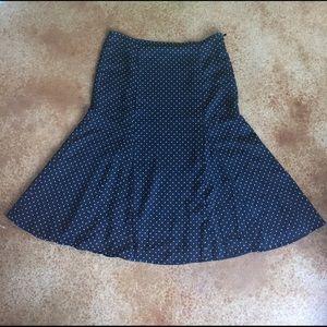 villager Dresses & Skirts - 16 polka dot trumpet skirt