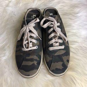 Keds Shoes - Keds Camo Slide on Sneaker