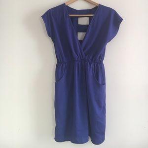 Soprano Dresses & Skirts - NWT Blue Dress w/pockets