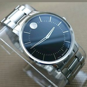 Movado Other - NWT Movado TC Stainless steel men's watch