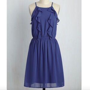 She and Sky Dresses & Skirts - NWT Flit for a Queen Dress Modcloth