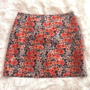 Club Monaco Dresses & Skirts - NWOT Club Monaco Floral Skirt