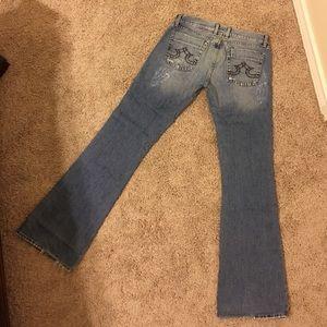Lucky Brand Lil Apache Jean 6 28 long