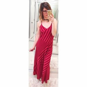 Ella Moss Dresses & Skirts - ➡Ella Moss Waldo Striped Maxi Dress⬅