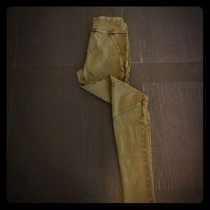 bp Pants - BP by Nordstrom Green Stretch Leggings