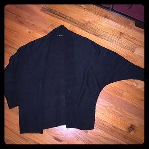 ZARA open knit cardigan. Size small.