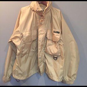 Orvis Other - Men's Orvis  wading jacket sz Medium tan