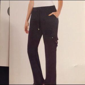 Ellen Tracy Pants - NEW Company Ellen Tracy Small Black Pull On Pants