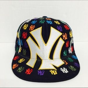 American Needle Other - American Needle Multi Color Yankees Hat!