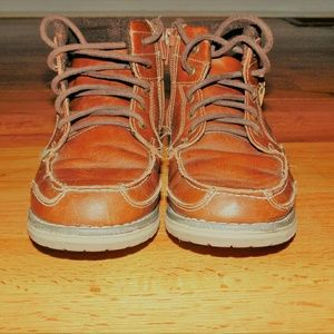 London Sole Other - Boys brown boots