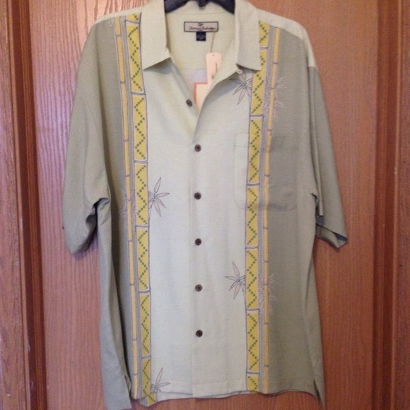 65 Off Tommy Bahama Other Weekend Sale New 100 Silk