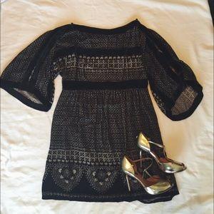 BCBGMaxAzria Dresses & Skirts - BCBG Velvet Dress