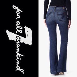 7 For All Mankind Denim - 7 For All Mankind Dojo Jeans 27