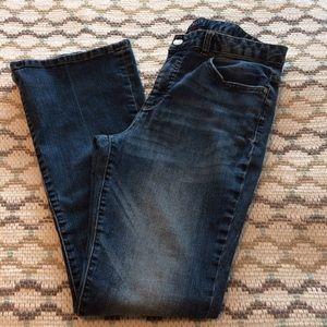 Chaps boot cut jean