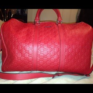 Gucci Other - GUCCI limited edition duffle bag
