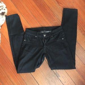 Carmar Denim - LF / Carmar Black Skinny Jeans