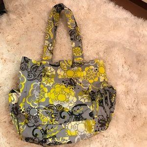 Handbags - Bag with a small bag inside and a visor