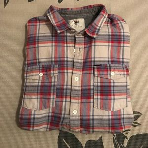 on the byas Other - Long sleeve flannel shirt