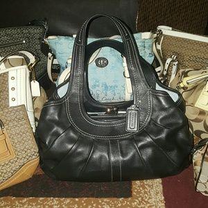 FLASH SALE Coach Leather Bag