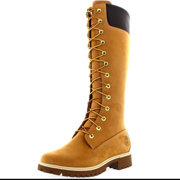 Knee High Timberland Boot