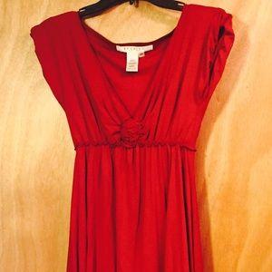 Studio M Dresses & Skirts - Maroon/red petite dress