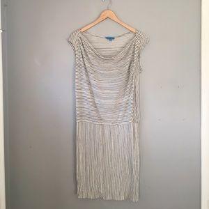 Derek Lam Dresses & Skirts - Textured black and white Derek Lam summer dress