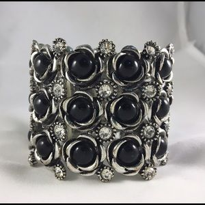 Accessory Collective Jewelry - Fashion wide bracelet