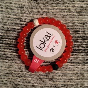 Lokai Jewelry - Red Lokai (M)