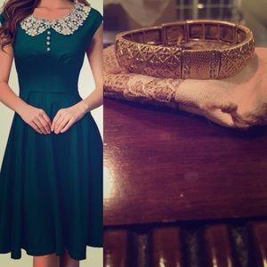Lia Sophia gold bracelet