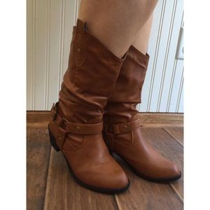 SavedByTheShoes Shoes - Cowgirl Western Cowboy Boots