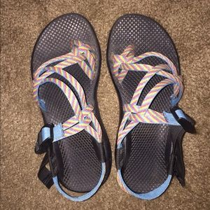 Chacos Shoes - Rainbow Chaco