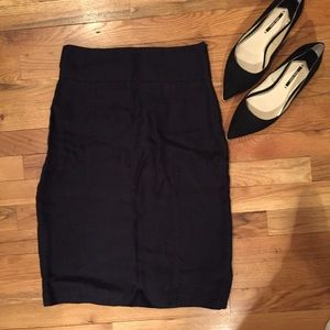 Zara Dresses & Skirts - 30% OFF BUNDLES Zara Pencil Skirt Lined LIKE NEW