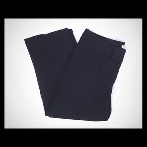 Old Navy Pants - Old Navy Cropped Black Pants