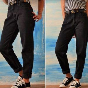 Urban Outfitters Denim - High Waist Black Jeans
