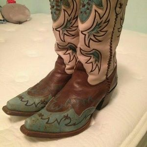 Tony Lama Shoes - ☀ Tony Lama Cassidy Cowboy Boots ☀