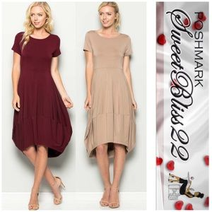Dresses & Skirts - 🌟Spring Must Have Pleated Dress🌟