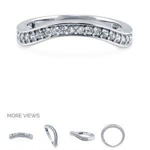 Berricle Jewelry - 3 piece Engagement/Wedding Set