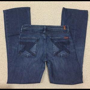 7 For All Mankind Denim - 🌟MAKE AN OFFER🌟 7 For All Mankind Flynt Jeans