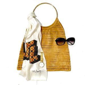 Kooba Handbags - ⚡️HP!⚡️Kooba Slouchy Soft Leather Hobo Bag w/ Gold