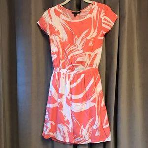 Banana Republic Coral dress