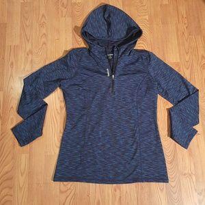 Reebok Women's hoodie Sz L